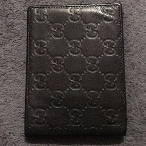 Gucci bifold men's wallet